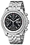 Breitling Men's A1336512-BC81 Analog Display Swiss Automatic Silver Watch
