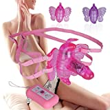 Sex Toys for Female Masturbation Wireless Remote Control Vibrator Wearable Butterfly Massager