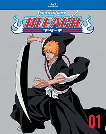 Bleach Set 1 Blu-Ray
