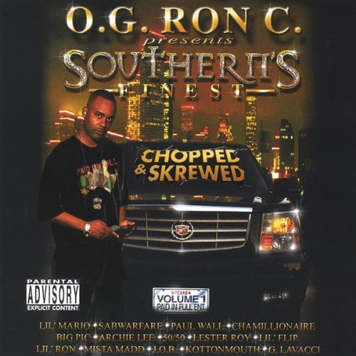 Southerns Finest: O.G. Ron C. of Swishahouse: Amazon.es: Música