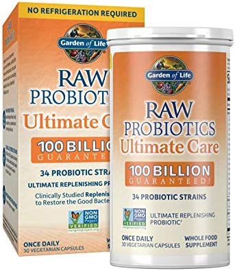 Garden Life Probiotics Ultimate Stable product image