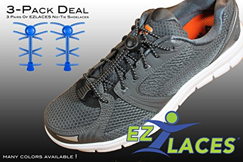 ezlaces-3-pack-reflective-no-tie-high-performance-shoe-laces-many-great-colors-to-choose-from-one-si