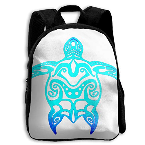 Crazy Popo Baby Toddler Child Kid Sea Turtle Pre School Lunch Bag -