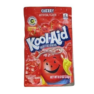 Kool aid cherry drink sachet 36 g amazon grocery kool aid cherry drink sachet 36 g sciox Choice Image