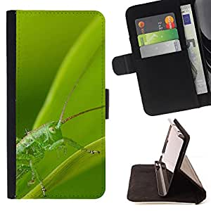 DEVIL CASE - FOR Sony Xperia Z2 D6502 - Plant Nature Forrest Flower 89 - Style PU Leather Case Wallet Flip Stand Flap Closure Cover