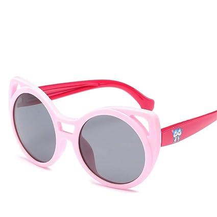Gafas de moda Gafas de sol para niños Dibujos animados Mar ...