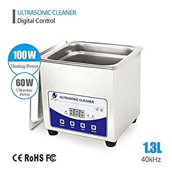 Amazon com: 1 3L Professional Ultrasonic Cleaner for Medical and