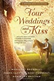 img - for Four Weddings and a Kiss: A Western Bride Collection by Margaret Brownley (2014-06-17) book / textbook / text book