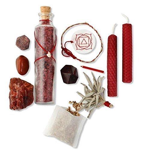 Root Chakra Ceremonial Bath by Gemstone Organic