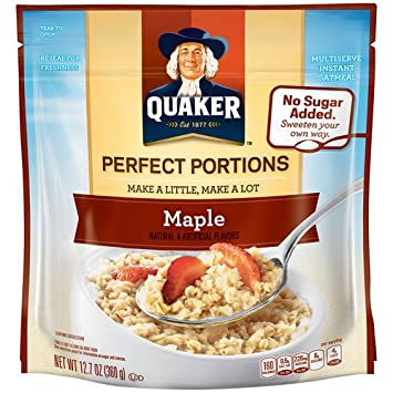 Quakers oatmeal sweepstakes