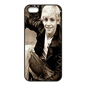 Customize High Quality Famous Singer Ross Lynch Back Case for iphone 5 5S JN5S-2498