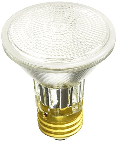 (Sylvania 15908 50 Watt PAR20 Narrow Flood Light Bulb 30 Degree Beam Spread 120 Volt Dimmable 2850 Warm White - 2 Pack )
