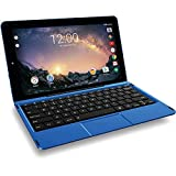 Premium High Performance RCA Galileo Pro 11.5'' 32GB Touchscreen Tablet Computer with Keyboard Case Quad-Core 1.3Ghz Processor 1G Memory 32GB HDD Webcam Wifi Bluetooth Android 6.0-Blue