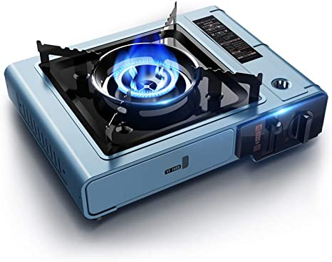 Yissma Cocina de Gas Estufa de Camping | Placa de Gas | Placa ...