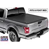 Gator ETX Soft Roll Up Truck Bed Tonneau Cover | 53317 | fits 15-19 Ford F-150 , 8 Bed | Made in the USA