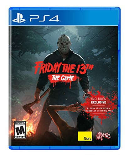 51BxXSq4zdL - Friday The 13th: The Game