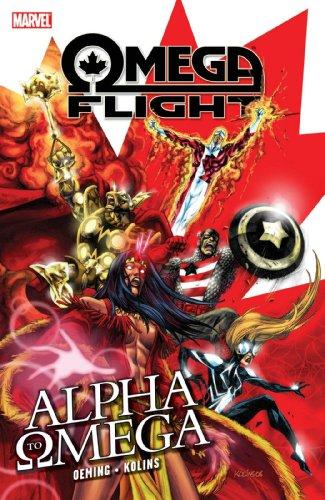Omega Flight: Alpha to Omega (New Avengers)