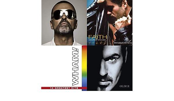 George Michael: grandes éxitos de George Michael, Elton John ...