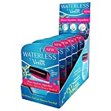 Gillette Venus Waterless Razor with aloe + Display Box - 6 count