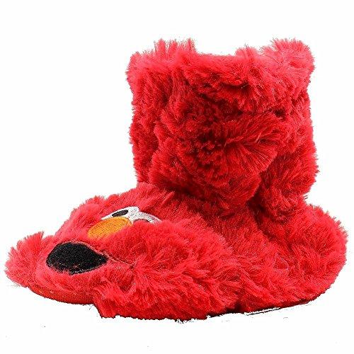 Sesame Street Elmo Infant Slippers