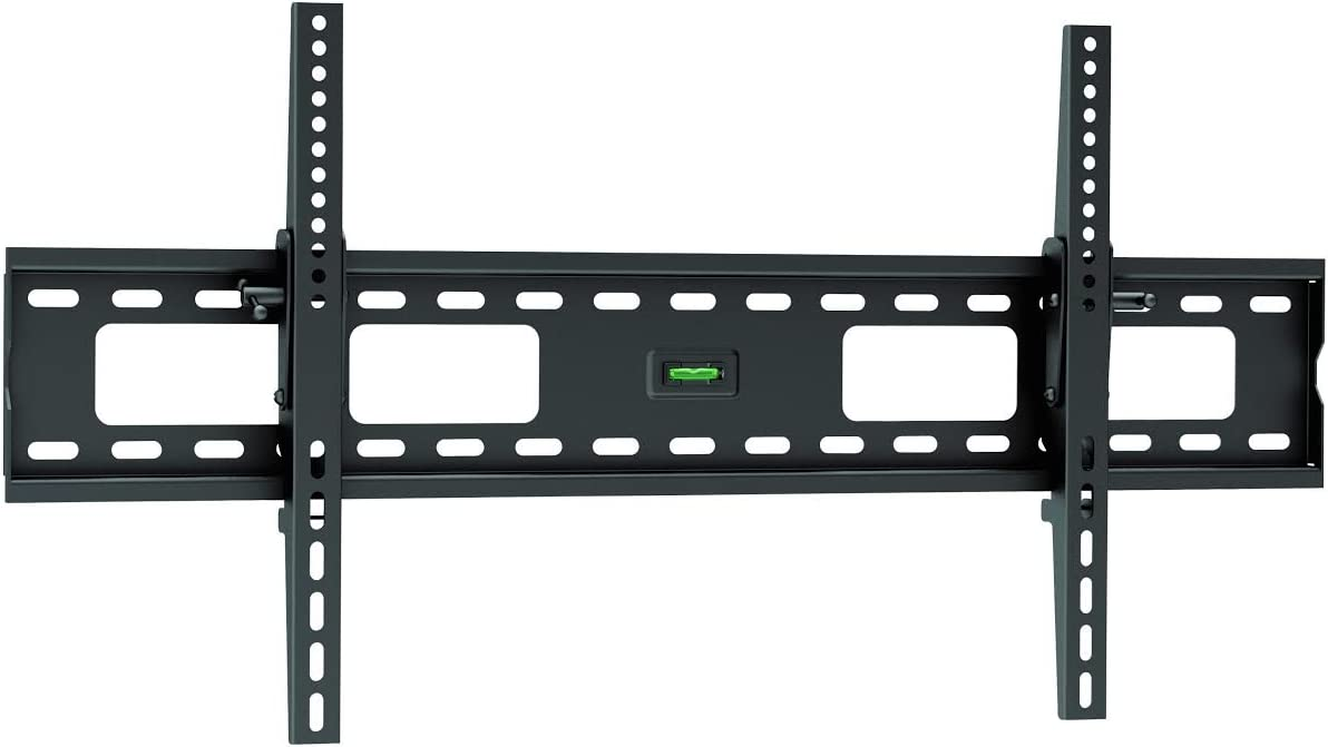 Ultra Slim TV Wall Mount Bracket for Samsung UN65NU6300 With Low Profile 1.7 fom Wall – 12 Tilt Angle – Reduced Glare