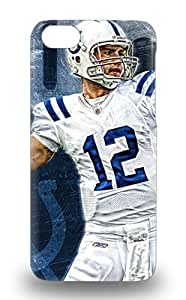 New Arrival Premium 5c Case Cover For Iphone NFL Indianapolis Colts Andrew Luck #12 ( Custom Picture iPhone 6, iPhone 6 PLUS, iPhone 5, iPhone 5S, iPhone 5C, iPhone 4, iPhone 4S,Galaxy S6,Galaxy S5,Galaxy S4,Galaxy S3,Note 3,iPad Mini-Mini 2,iPad Air ) by kobestar