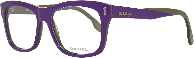 54 mm Viola//Verde Diesel Montatura DL5083/_083-54