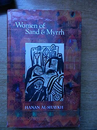 book cover of Women of Sand & Myrrh