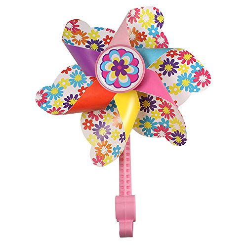 DRBIKE Kids Bike Windmill, Adorable KIds Bike Accessories for Tricycle, Scooter, Kids Bike