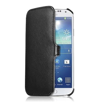 Amazon.com: dausen metálico funda para Samsung Galaxy S4 ...