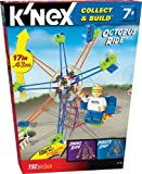 K'NEX Micro Amusment Octopus Ride Building Set