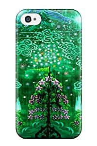 Pretty EiqQpBK2168xQZfQ Iphone 4/4s Case Cover/ Artistic Abstract Artistic Series High Quality Case