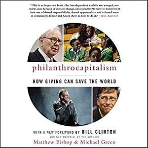 Philanthrocapitalism Audiobook