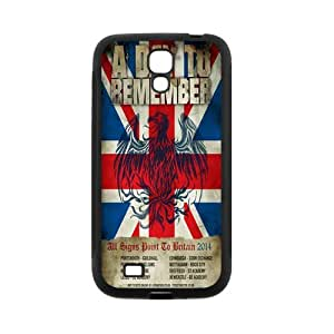 A day to Remember Samsung Galaxy S4 I9500 Back TPU and Plastic Case Cover