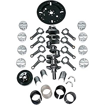 Amazon com: Scat Ford 331 Stroker Kit Forged Pistons