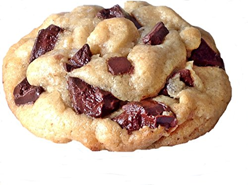 Chocolate Chip Cookies Gift Box- Gourmet Fresh Baked 3 Pound Natural, Snacks , Soft Baked & Chewy For Gift Giving Baby g's Cookies
