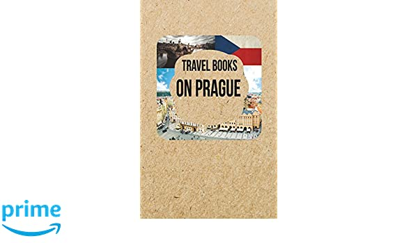 Travel Books On Prague: Blank Vacation Planner & Organizer ...