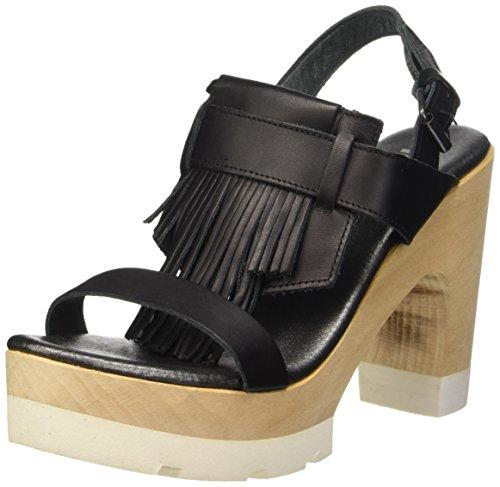 Damen Schuhe Shoot Shoot Shoes Sandalias Sh Mujer Sommer Negro 163032 wHqIPpqB
