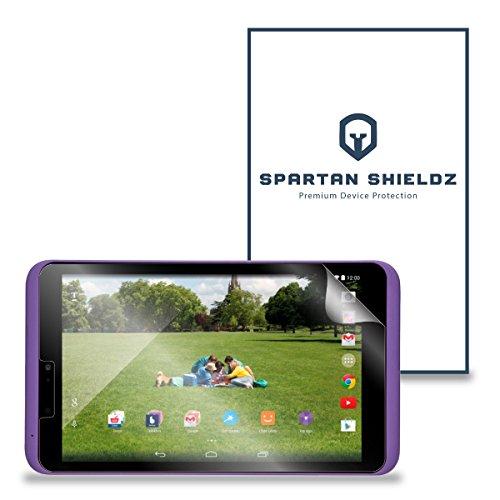 6X - Spartan Shields Premium HD Screen Protector For Tesco Hudl 2 Tablet - 6X