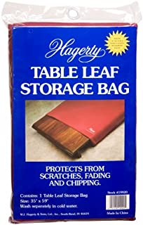 Amazoncom Richards Homewares Table Leaf Storage Bag with Handle