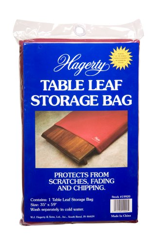 W. J. Hagerty Hagerty 19920 35-By-59-inch Table Leaf Stor...