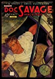 img - for DOC SAVAGE - Volume 5, number 3 - October 1935: The Secret in the Sky; Royce's Luck; Medicine Magic; Trail of the Tiger; The Death Cache book / textbook / text book