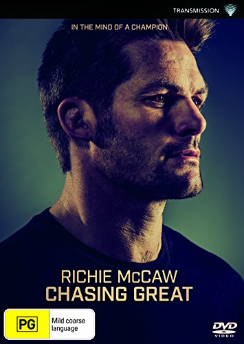 Richie Mccaw Chasing Great | Documentary | NON-USA Format | PAL | Region 4 Import - Australia