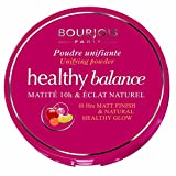 Bourjois Healthy Balance Unifying Compact Powder for Women, 53 Beige Clair, 0.32 Ounce