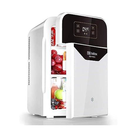 GAONAN 22 litros de Coches Mini refrigerador pequeño hogar del ...