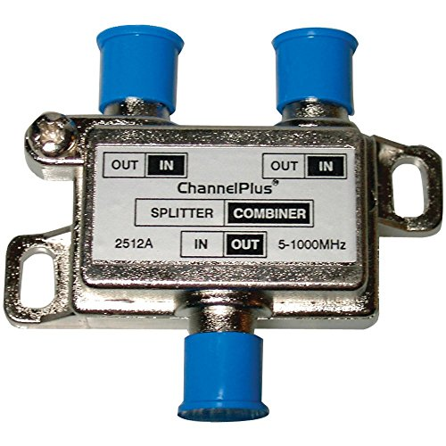 MPT2512 - CHANNEL PLUS 2512 DC IR Passing Splitter Combiner (2 way)