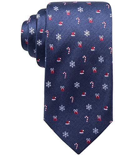 (Club Room Men's Holiday Medley Silk Tie)