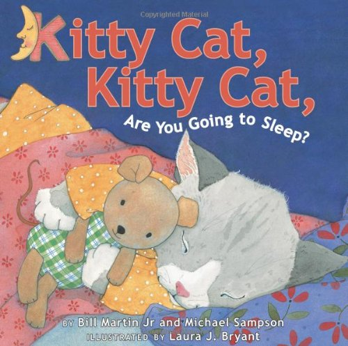 Kitty Cat, Kitty Cat, Are You Going to Sleep? by Amazon Childrens Publishing