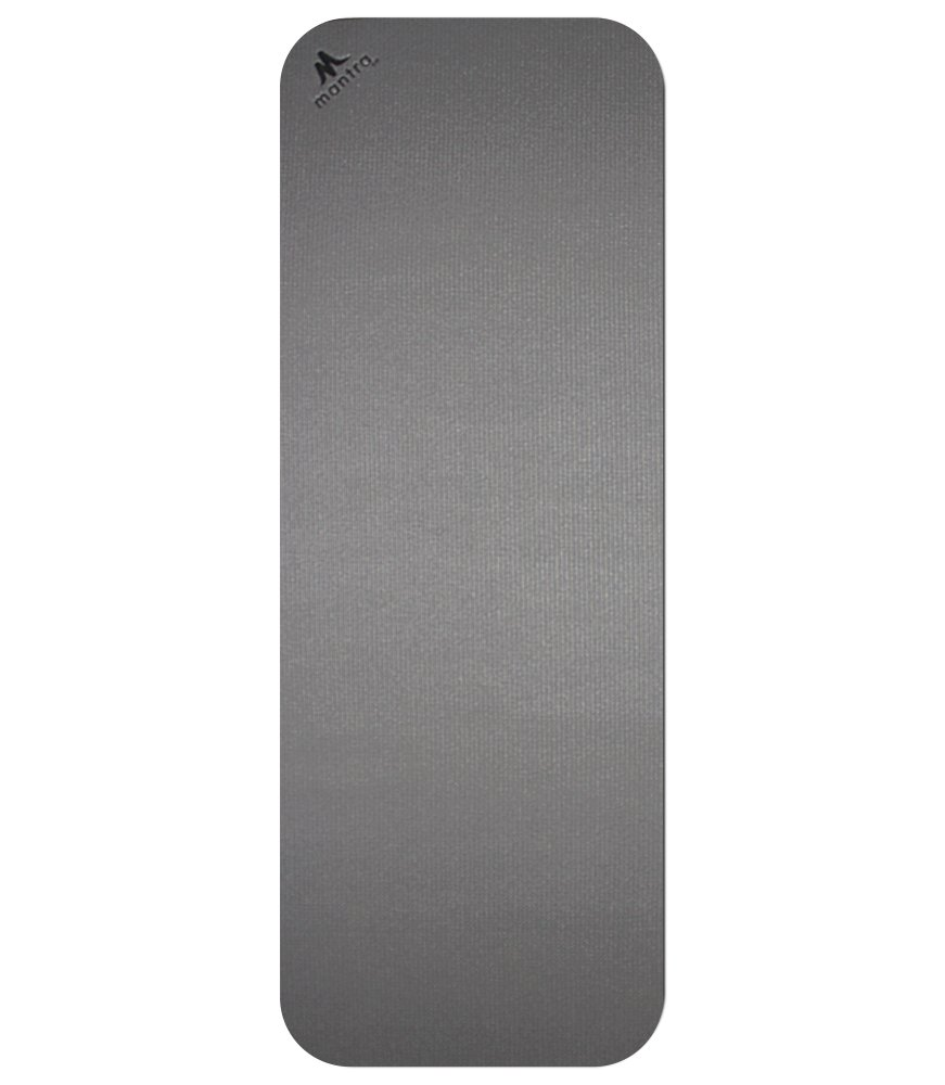 Mantra Style Core Extra Wide Long Yoga Mat by Lightweight Non Slip Yoga Mat – Longer and Wider Than Other Mats – 28 x 76 6.35mm Thick