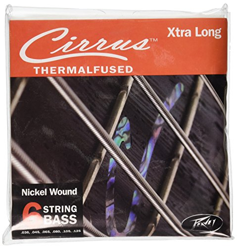 Peavey Cirrus Bass Strings 6XL - Peavey Bass Guitar Parts
